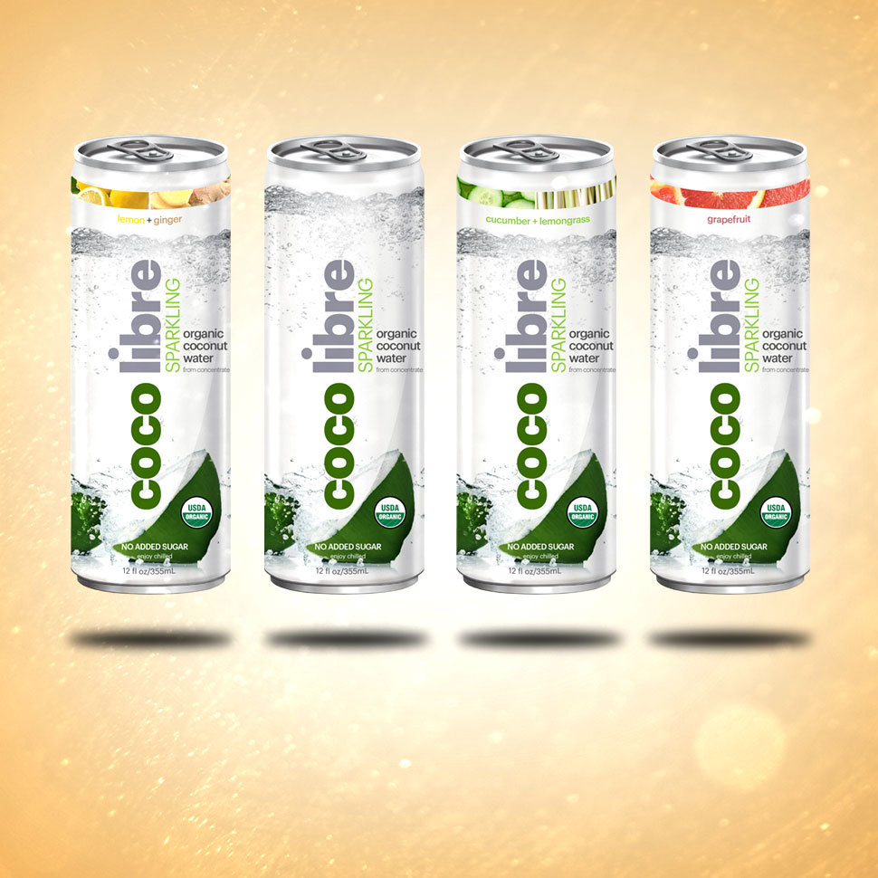 Review: Coco Libre Sparkling Coconut Water
