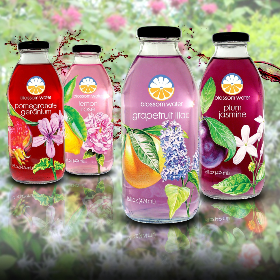 Blossom Water Doubles its Store Count with Kroger Deal