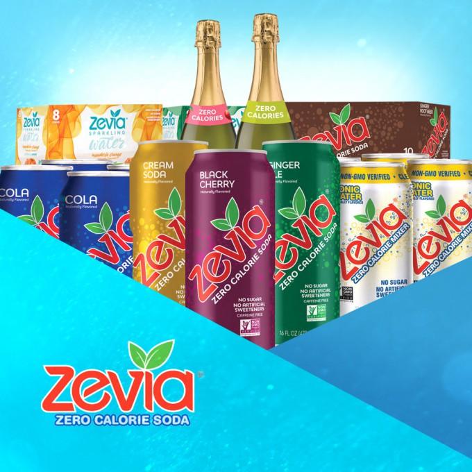 Zevia Announces New Stevia Exclusive Blend