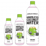 Harmless Harvest Announces New 32 oz. Harmless Coconut Water