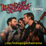 Cheerwine & The Avett Brothers Announce 'Legendary Giveback 5' Benefit Concert and Charitable Fundraiser on Indiegogo