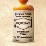 Usquaebach Scotch Whisky Announces New Cask Strength Blended Malt, the An Ard Ri