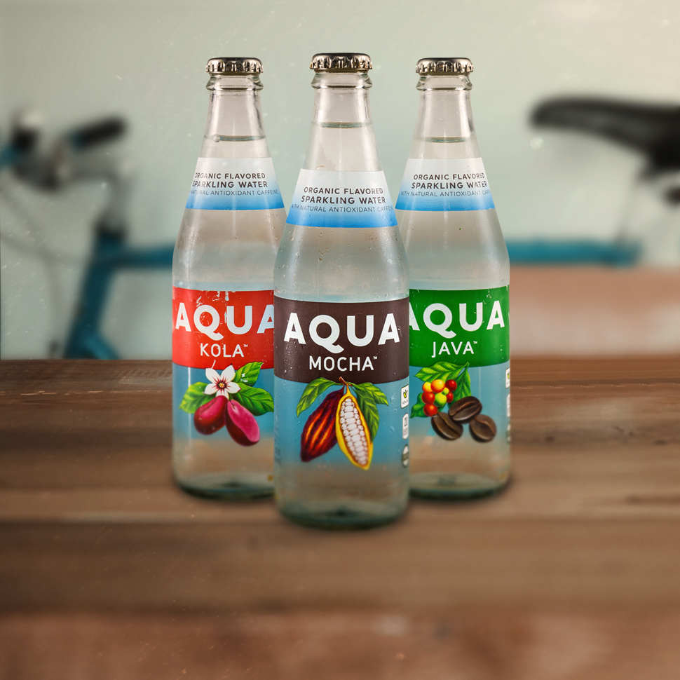 Review: Aqua -- Is it Water or Soda?