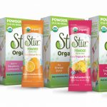 Stur Launches Organic-Certified Powder Drink Mix Sticks