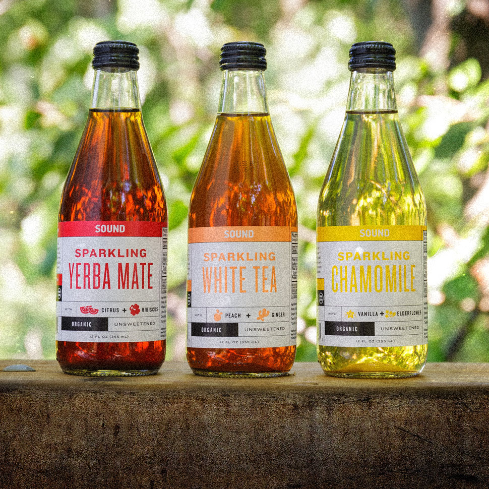 Review: The Evolution of SOUND Sparkling Tea Continues