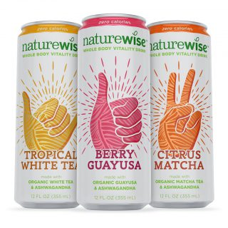 NatureWise Whole Body Vitality Drinks Reach Number One on Amazon.com