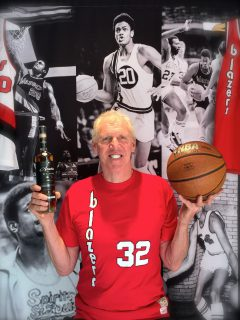 Bill Walton Back With Trail Blazers as Azuñia Tequila Takes Top Shelf as Official Team Sponsor