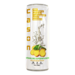 CASON Natural Sparkling Water Beverages Launches with Ginger and LemonLime