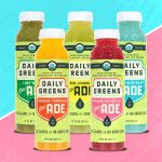 "Daily Greens' Lemonade-Inspired ""Green ADE"" Line Launches at Costco"