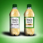 Hal's Beverage Debuts Ginger Ale Line Extension
