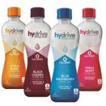Hydrive Energy Water Relaunches with New Formula and Branding