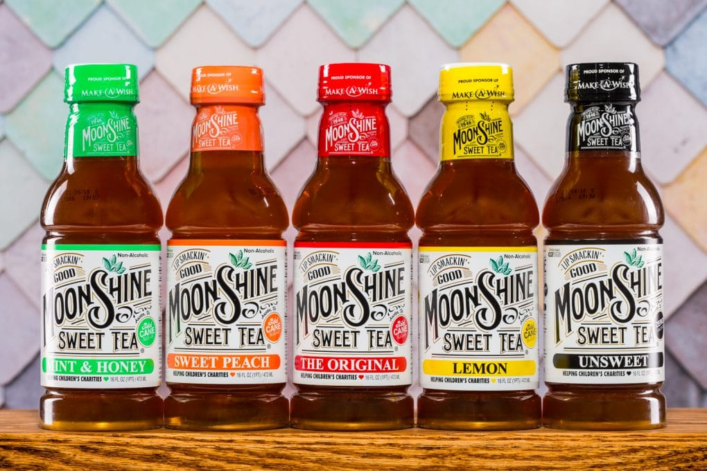 Moonshine Sweet Tea Signs with Two More Utah Distributors - BevNET.com