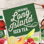 Long Island Iced Tea Named Exclusive Iced Tea of The New Coliseum