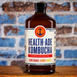 Reviews: Health-Ade Kombucha Blood Orange-Carrot-Ginger