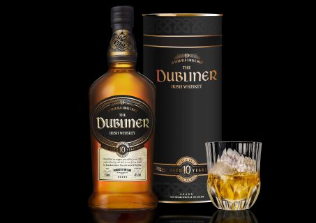 The Dubliner Irish Whiskey Launches Limited Edition 10-Year-Old Single Malt to United States Market