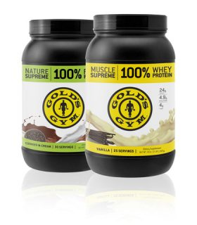 golds gym muscle supreme