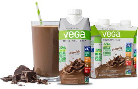 Vega Enters Rtd Market With Protein Shake Bevnet Com