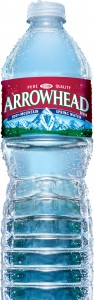 Arrowhead .5 Liter ReBorn Bottle