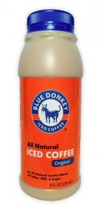 Blue Donkey Iced Coffee