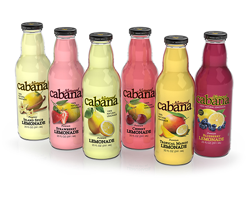 Cabana Lemonades