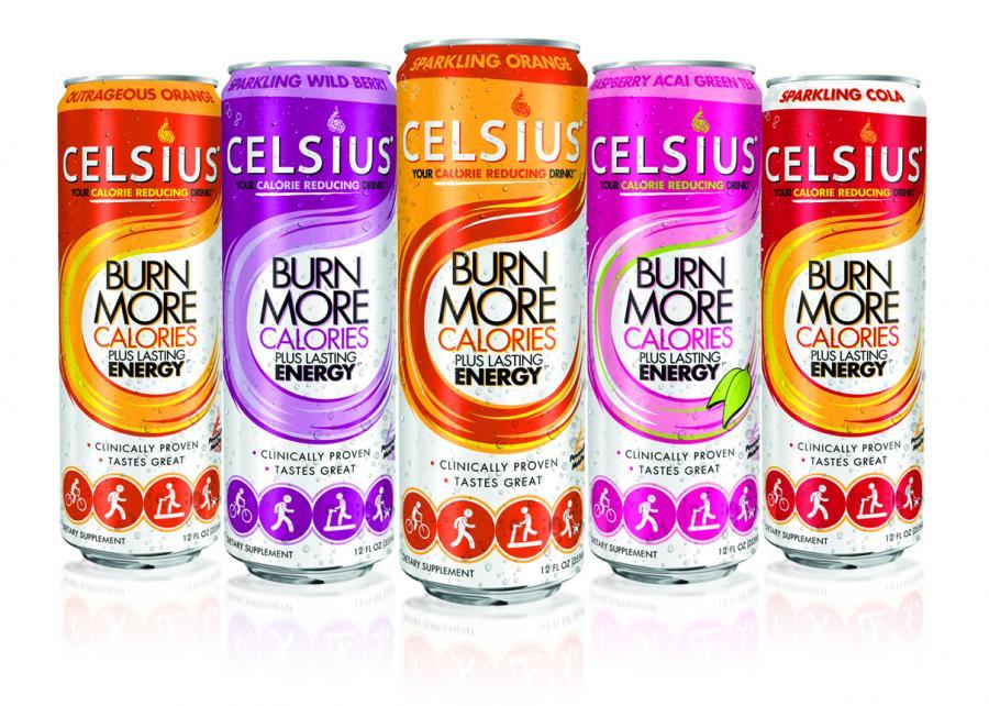 Celsius Cans