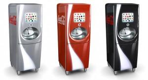 Coke Freestyle Machine