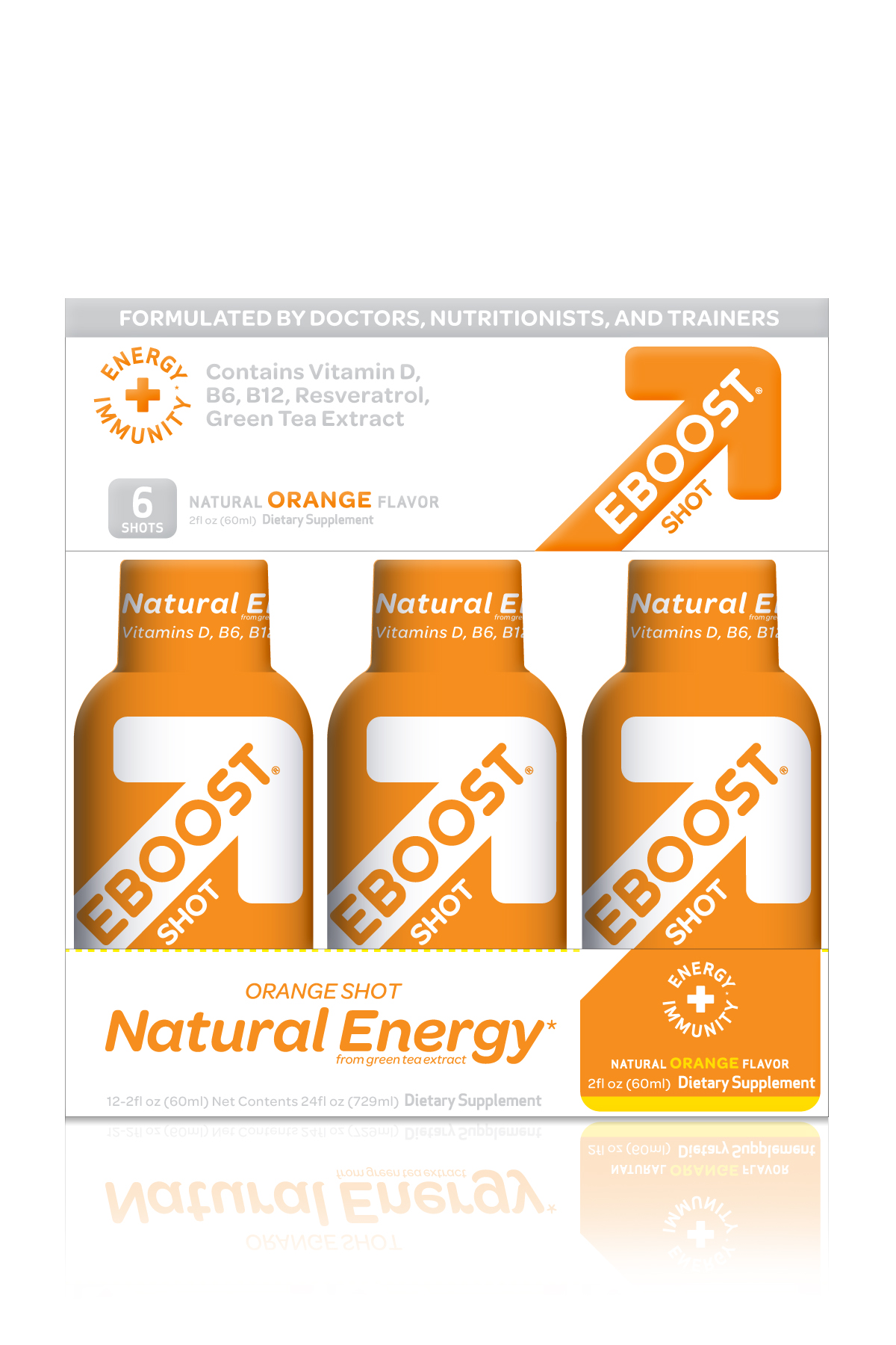 EBOOST Orange