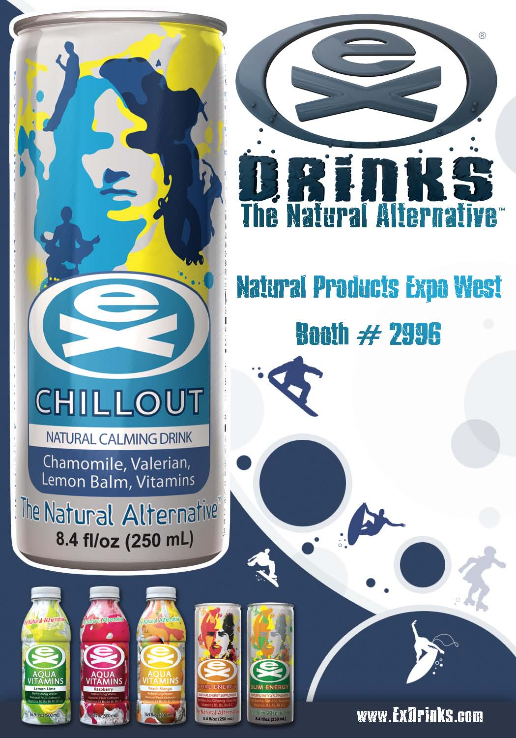 Ex Drinks Expo West