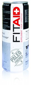 LIFEAID BEVERAGE COMPANY FITAID CAN