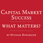 Capital Market Success: What Matters?