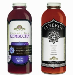 GT Kombucha Drinks