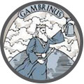 Image result for gambrinus company logo