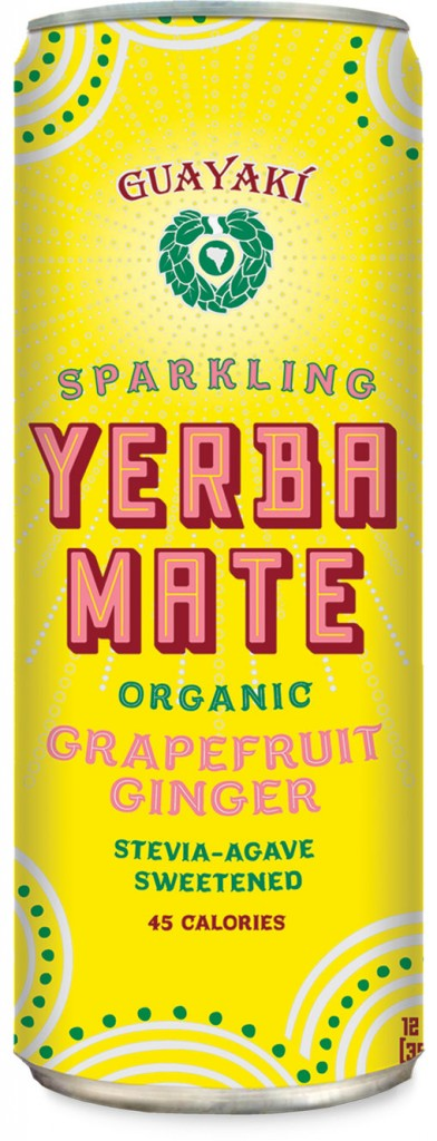 Guayaki Grapefruit Ginger