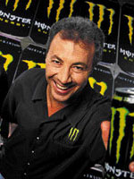 Monster CEO Rodney Sacks