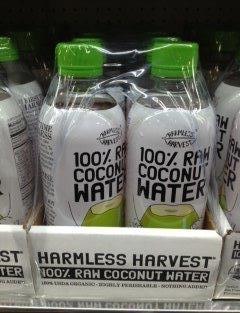 Harmless Harvest 4-Pack