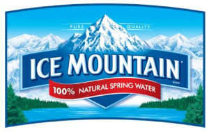 Ice Mountain