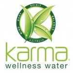 Karma Wellness Water logo