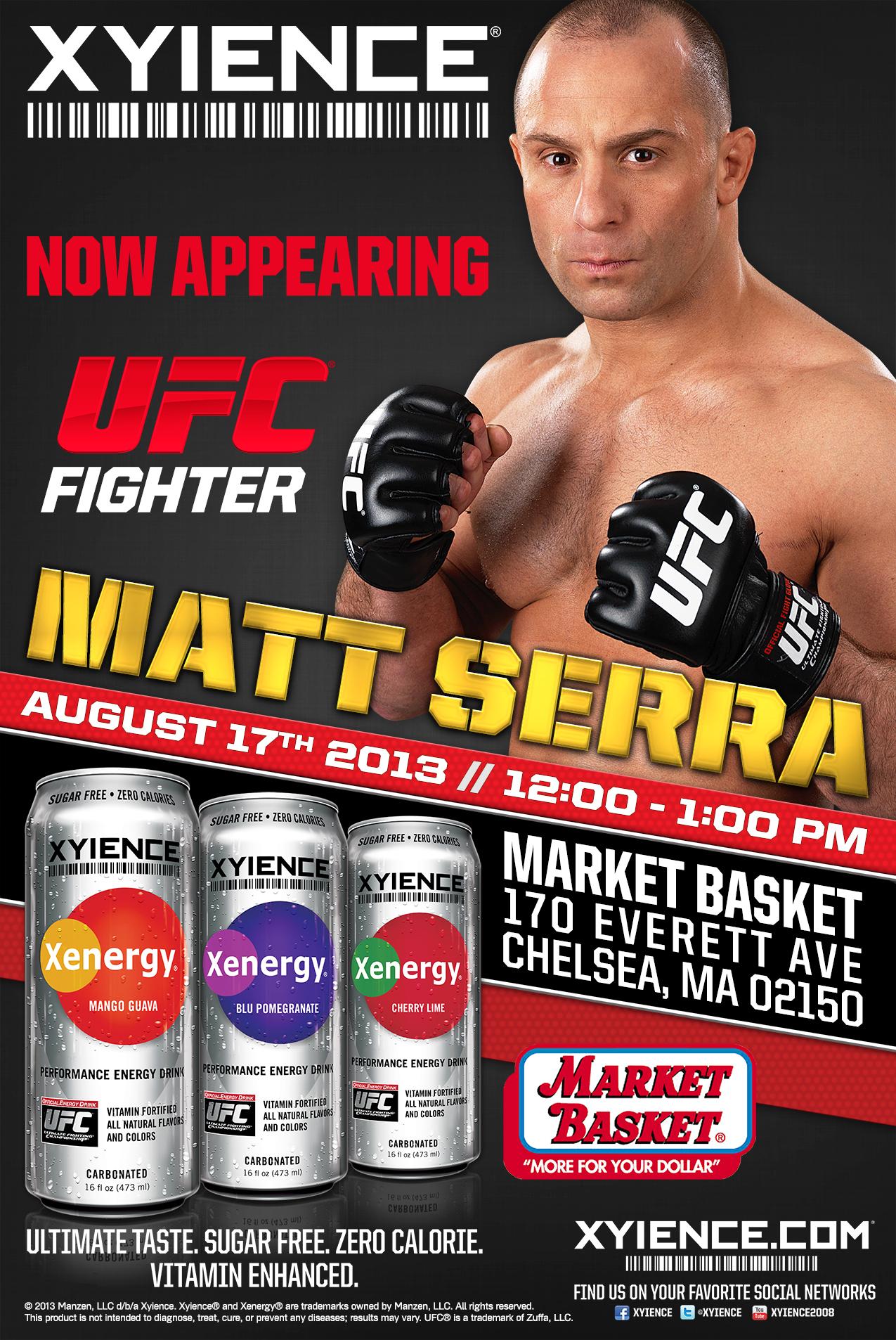 Matt Serra Appearance#5F425