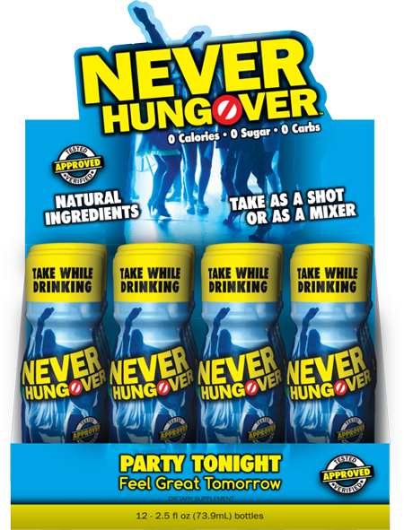 Never Hungover