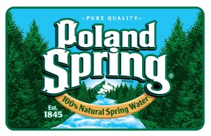 POLAND SPRING LOGO