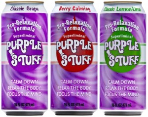 FUNKTIONAL BEVERAGES, INC. PURPLE STUFF