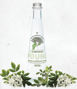 found elderflower