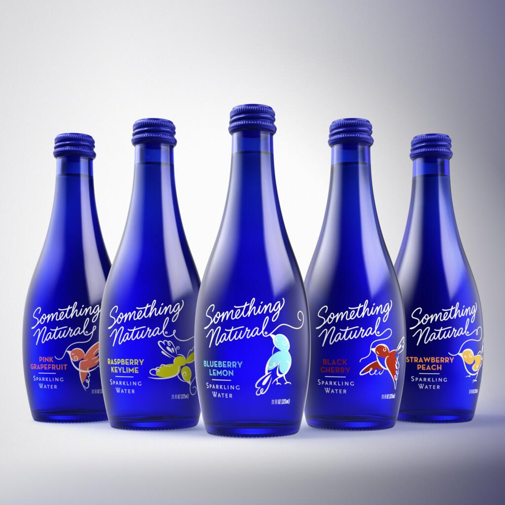 Something Natural Sparkling Water Review