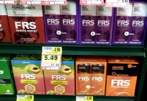 FRS On-Shelf -- and On Sale