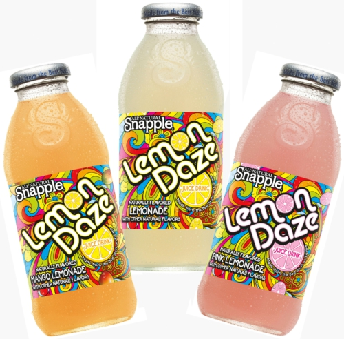 7-ELEVEN, INC. SNAPPLE LEMON DAZE