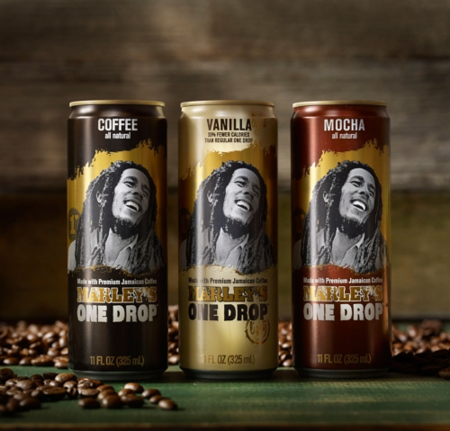 REXAM MARLEY'S ONE DROP COFFEE DRINKS