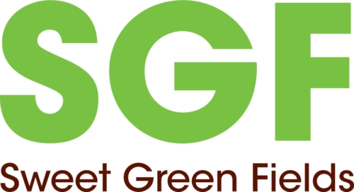 SWEET GREEN FIELDS LOGO