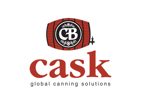 Cask Global Canning Solutions - sponsoring Brew Talks CBC 2019