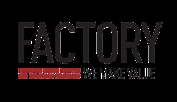 Factory LLC - sponsoring NOSH Live Winter 2018