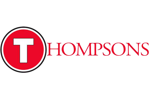 Thompsons - sponsoring NOSH LA 2016
